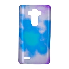 Blue And Purple Clouds Lg G4 Hardshell Case