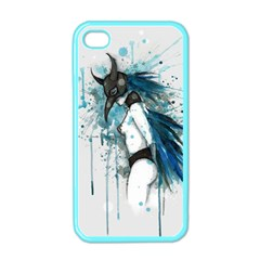 Caged Bird Apple iPhone 4 Case (Color)