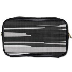Gray Camouflage Toiletries Bags
