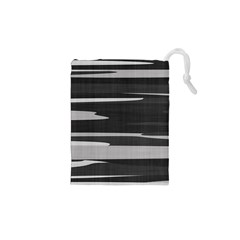 Gray Camouflage Drawstring Pouches (xs)