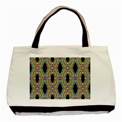 Shape Basic Tote Bag (two Sides)