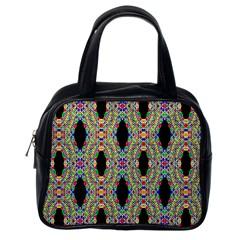 Shape Classic Handbags (one Side)