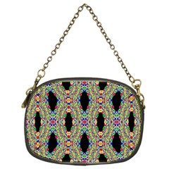 Shape Chain Purses (two Sides)