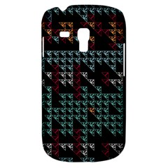 Triangles                                                                               			Samsung Galaxy S3 MINI I8190 Hardshell Case