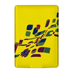 Yellow abstraction Kindle 4