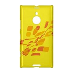 Yellow abstraction Nokia Lumia 1520