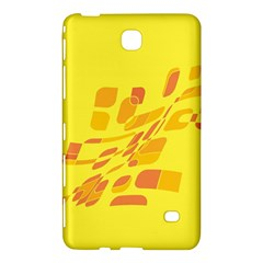 Yellow Abstraction Samsung Galaxy Tab 4 (7 ) Hardshell Case