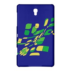 Blue abstraction Samsung Galaxy Tab S (8.4 ) Hardshell Case