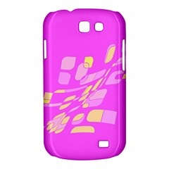 Pink abstraction Samsung Galaxy Express I8730 Hardshell Case