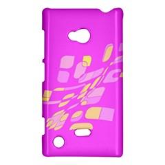Pink abstraction Nokia Lumia 720