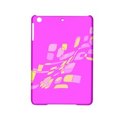 Pink abstraction iPad Mini 2 Hardshell Cases