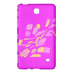 Pink abstraction Samsung Galaxy Tab 4 (7 ) Hardshell Case