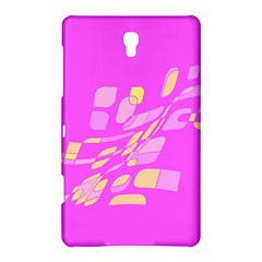 Pink abstraction Samsung Galaxy Tab S (8.4 ) Hardshell Case