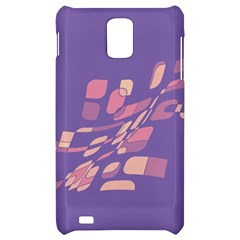 Purple abstraction Samsung Infuse 4G Hardshell Case