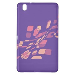 Purple abstraction Samsung Galaxy Tab Pro 8.4 Hardshell Case