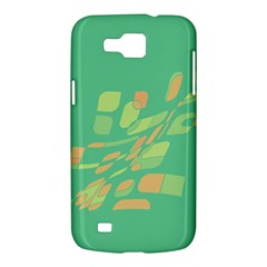 Green abastraction Samsung Galaxy Premier I9260 Hardshell Case