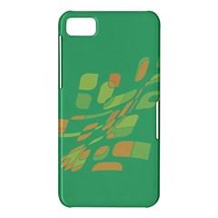 Green abastraction BlackBerry Z10