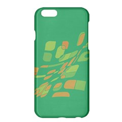 Green abastraction Apple iPhone 6 Plus/6S Plus Hardshell Case