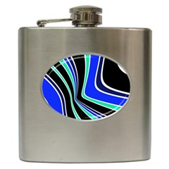 Colors of 70 s Hip Flask (6 oz)