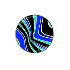 Colors of 70 s Hat Clip Ball Marker (4 pack)
