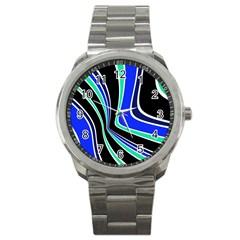 Colors of 70 s Sport Metal Watch