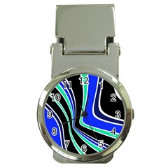 Colors of 70 s Money Clip Watches