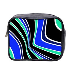 Colors of 70 s Mini Toiletries Bag 2-Side