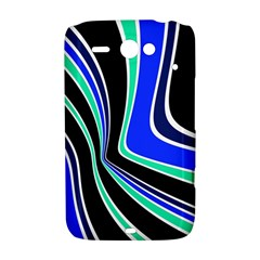Colors of 70 s HTC ChaCha / HTC Status Hardshell Case