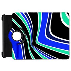 Colors of 70 s Kindle Fire HD Flip 360 Case
