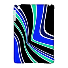 Colors of 70 s Apple iPad Mini Hardshell Case (Compatible with Smart Cover)