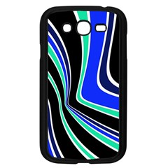 Colors of 70 s Samsung Galaxy Grand DUOS I9082 Case (Black)