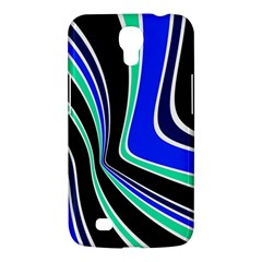 Colors of 70 s Samsung Galaxy Mega 6.3  I9200 Hardshell Case