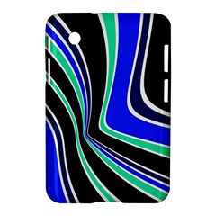 Colors of 70 s Samsung Galaxy Tab 2 (7 ) P3100 Hardshell Case