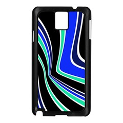 Colors of 70 s Samsung Galaxy Note 3 N9005 Case (Black)