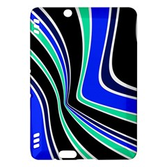 Colors of 70 s Kindle Fire HDX Hardshell Case