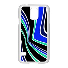 Colors of 70 s Samsung Galaxy S5 Case (White)