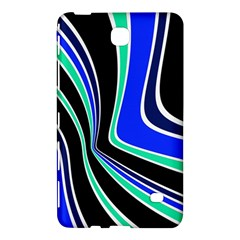 Colors of 70 s Samsung Galaxy Tab 4 (7 ) Hardshell Case