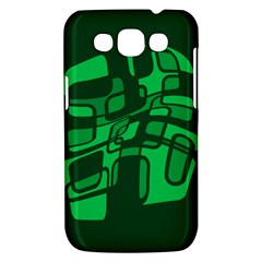 Green abstraction Samsung Galaxy Win I8550 Hardshell Case