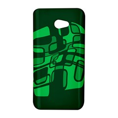 Green abstraction HTC Butterfly S/HTC 9060 Hardshell Case