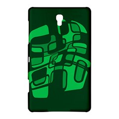 Green abstraction Samsung Galaxy Tab S (8.4 ) Hardshell Case