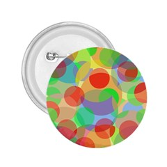 Colorful circles 2.25  Buttons