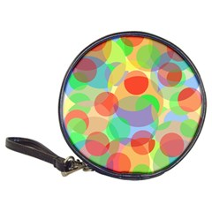 Colorful circles Classic 20-CD Wallets