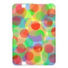 Colorful circles Kindle Fire HD 8.9