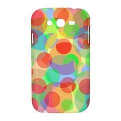 Colorful circles Samsung Galaxy Grand DUOS I9082 Hardshell Case