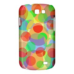 Colorful circles Samsung Galaxy Express I8730 Hardshell Case