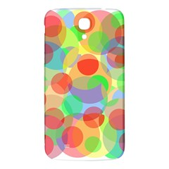Colorful circles Samsung Galaxy Mega I9200 Hardshell Back Case