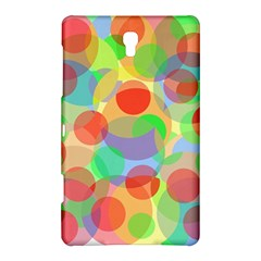 Colorful circles Samsung Galaxy Tab S (8.4 ) Hardshell Case