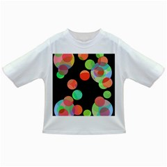 Colorful circles Infant/Toddler T-Shirts