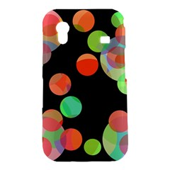 Colorful circles Samsung Galaxy Ace S5830 Hardshell Case