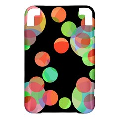 Colorful circles Kindle 3 Keyboard 3G